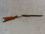 Winchester Model 1906 Expert With Factory Half Nickel Finish