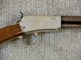 Winchester Model 1906 Expert With Factory Half Nickel Finish - 3 of 21