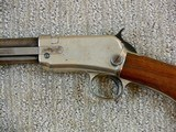 Winchester Model 1906 Expert With Factory Half Nickel Finish - 9 of 21