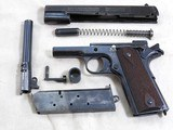 Colt Model 1911 Commercial Series For British War Time Service W.W.1 - 17 of 18