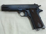 Colt Model 1911 Commercial Series For British War Time Service W.W.1 - 1 of 18