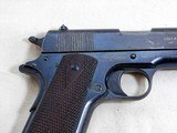 Colt Model 1911 Commercial Series For British War Time Service W.W.1 - 7 of 18