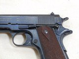 Colt Model 1911 Commercial Series For British War Time Service W.W.1 - 3 of 18