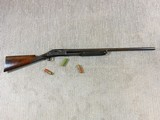 Winchester Model 1897 In First Year Rare Solid Frame Pigeon Grade Shotgun