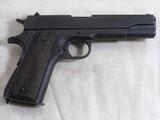 Ithaca Gun Co. Model 1911-A1 World War 2 Service Pistol - 4 of 17