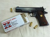 Colt National Match Mid Range 1911 Pistol With Original Box Chambered For The 38 Special - 3 of 22