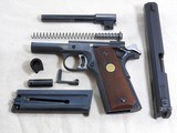 Colt National Match Mid Range 1911 Pistol With Original Box Chambered For The 38 Special - 19 of 22