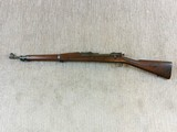 "Springfield Model 1903 Special Target Rifle Style ""S"" With Star Gauged Barrel And Factory Letter - 7 of 25"