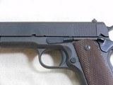 Remington Rand Model 1911-A1 World War 2 Pistol Rig - 3 of 25