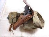 Remington Rand Model 1911-A1 World War 2 Pistol Rig