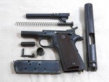 Colt Model 1911-A1 World War 2 Issue In Original Condition - 16 of 20
