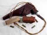 Colt Model 1901 Revolver With Original Accessories