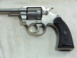 Colt Model Police Positive Pequano Model With Factory Letter - 5 of 21