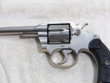 Colt Model Police Positive Pequano Model With Factory Letter - 4 of 21