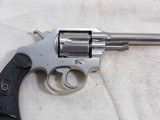 Colt Model Police Positive Pequano Model With Factory Letter - 8 of 21