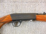 Browning Arms Co. 22 Automatic Rifle With Wheel Sight For 22 Short With Case - 8 of 25