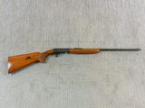 Browning Arms Co. 22 Automatic Rifle With Wheel Sight For 22 Short With Case - 6 of 25