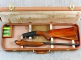 Browning Arms Co. 22 Automatic Rifle With Wheel Sight For 22 Short With Case