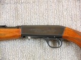 Browning Arms Co. 22 Automatic Rifle With Wheel Sight For 22 Short With Case - 13 of 25