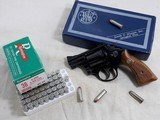 Smith & Wesson Model 15-2 38 Combat Masterpeice With 2 Inch Barrel New With Box - 1 of 16
