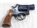 Smith & Wesson Model 15-2 38 Combat Masterpeice With 2 Inch Barrel New With Box - 10 of 16