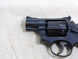 Smith & Wesson Model 15-2 38 Combat Masterpeice With 2 Inch Barrel New With Box - 9 of 16