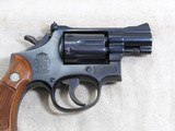 Smith & Wesson Model 15-2 38 Combat Masterpeice With 2 Inch Barrel New With Box - 11 of 16