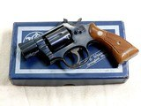Smith & Wesson Model 15-2 38 Combat Masterpeice With 2 Inch Barrel New With Box - 2 of 16