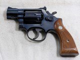 Smith & Wesson Model 15-2 38 Combat Masterpeice With 2 Inch Barrel New With Box - 8 of 16