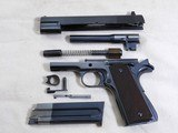 """Colt Model """"Ace"""" 22 Self Loading Second Year Production With Factory Letter And Box - 20 of 24"""
