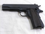 Remington RandModel 1911 A1 Late War Time Production In Near New Condition - 6 of 21