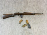 Underwood M1 Carbine In Original As Issued Condition - 1 of 25