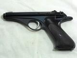 Whitney Wolverine 22 Long Rifle Self Loading Pistol With Original Box - 4 of 18