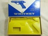 Whitney Wolverine 22 Long Rifle Self Loading Pistol With Original Box - 2 of 18