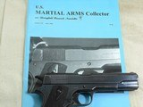 Colt Model 1911 Pistol 1917 Military Production With The Rare N.R.A. Stamp