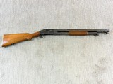 Winchester Model 1897 Trench Shotgun In Very Rare Civilian Model