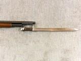 Winchester Model 1897 Trench Shotgun In Very Rare Civilian Model - 5 of 25