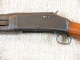 Winchester Model 1897 Trench Shotgun In Very Rare Civilian Model - 15 of 25