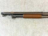 Winchester Model 1897 Trench Shotgun In Very Rare Civilian Model - 16 of 25