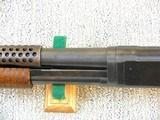 Winchester Model 1897 Trench Shotgun In Very Rare Civilian Model - 18 of 25