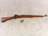 Remington Model 1917 Rifle In Original Condition