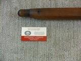 Original Late Rock-Ola M1 Carbine Stock And Handguard - 10 of 14