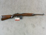 """Inland Division Of General Motors M1 Carbine Early """"I"""" Stock In Original Condition"""