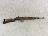 Winchester Model M1 Carbine Early Production With Latter Upgrades