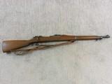 Springfield Model 1903 Rifle With Remington Barrel