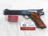 Colt Woodsman Third Model Match Target Pistol
