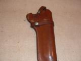 WWI Colt Model 1911 Original issue stamped US holsters - 9 of 10