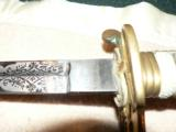 Non Regulation American Officers Sword - 11 of 14