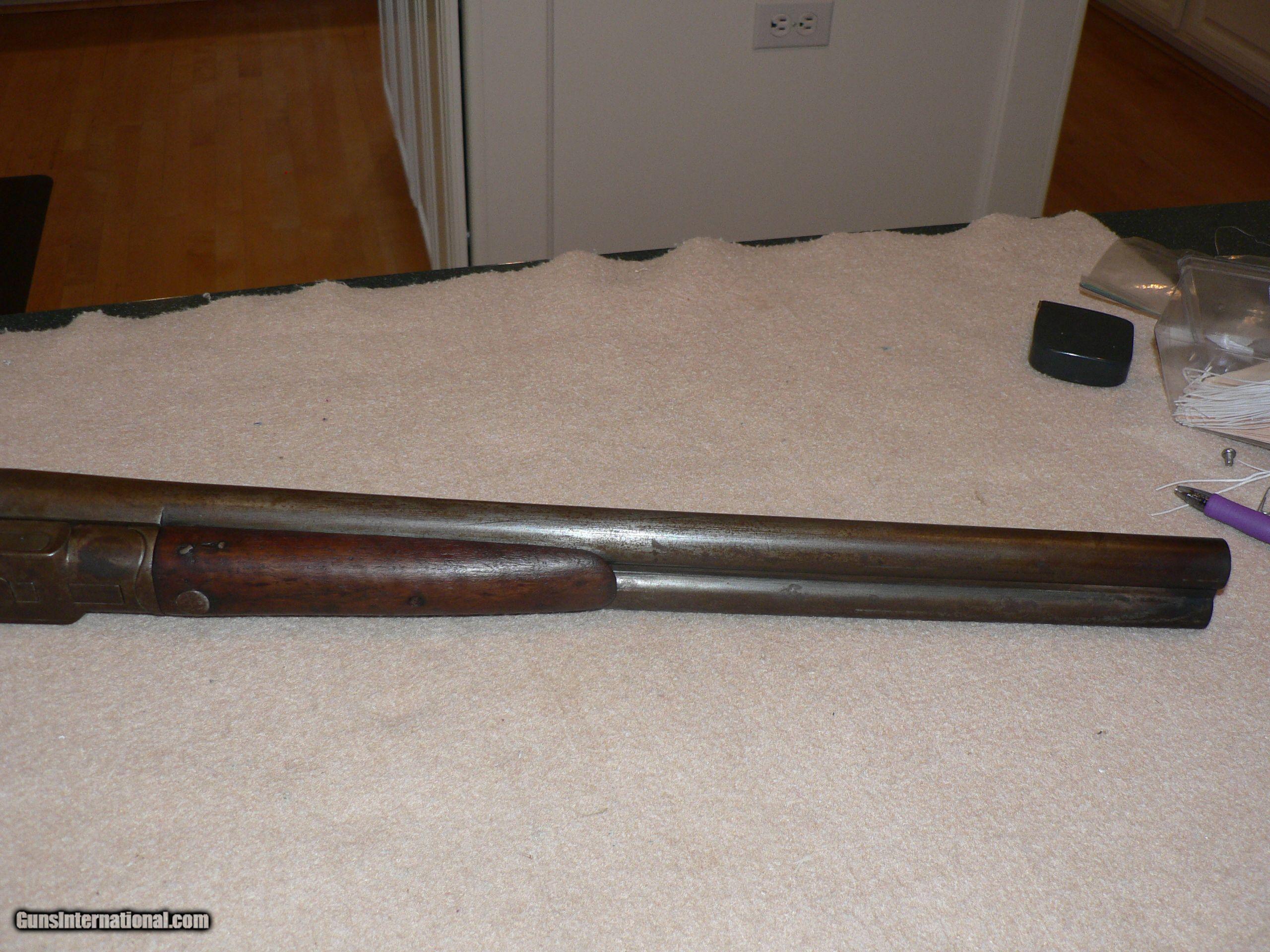 Dumoulin Sxs Percussion Shotgun For Sale