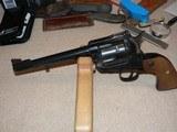 Ruger New Model 357 magnum revolver